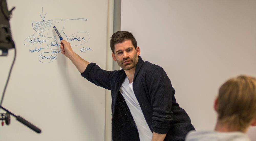 forelesning